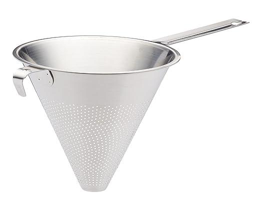 3 opinioni per Kitchen Craft Colino conico in acciaio INOX 17.5 cm