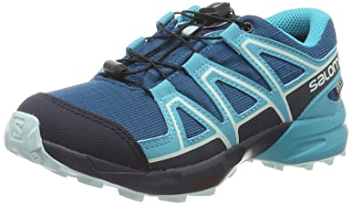 Salomon Speedcross CSWP J Trail Running Shoes Kids'   REI