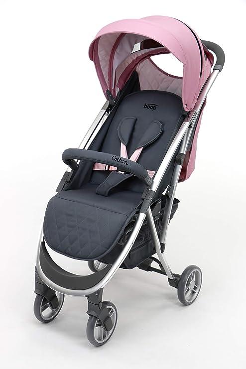 Asalvo - Silla de paseo Cotton, Color Rosa: Amazon.es: Bebé