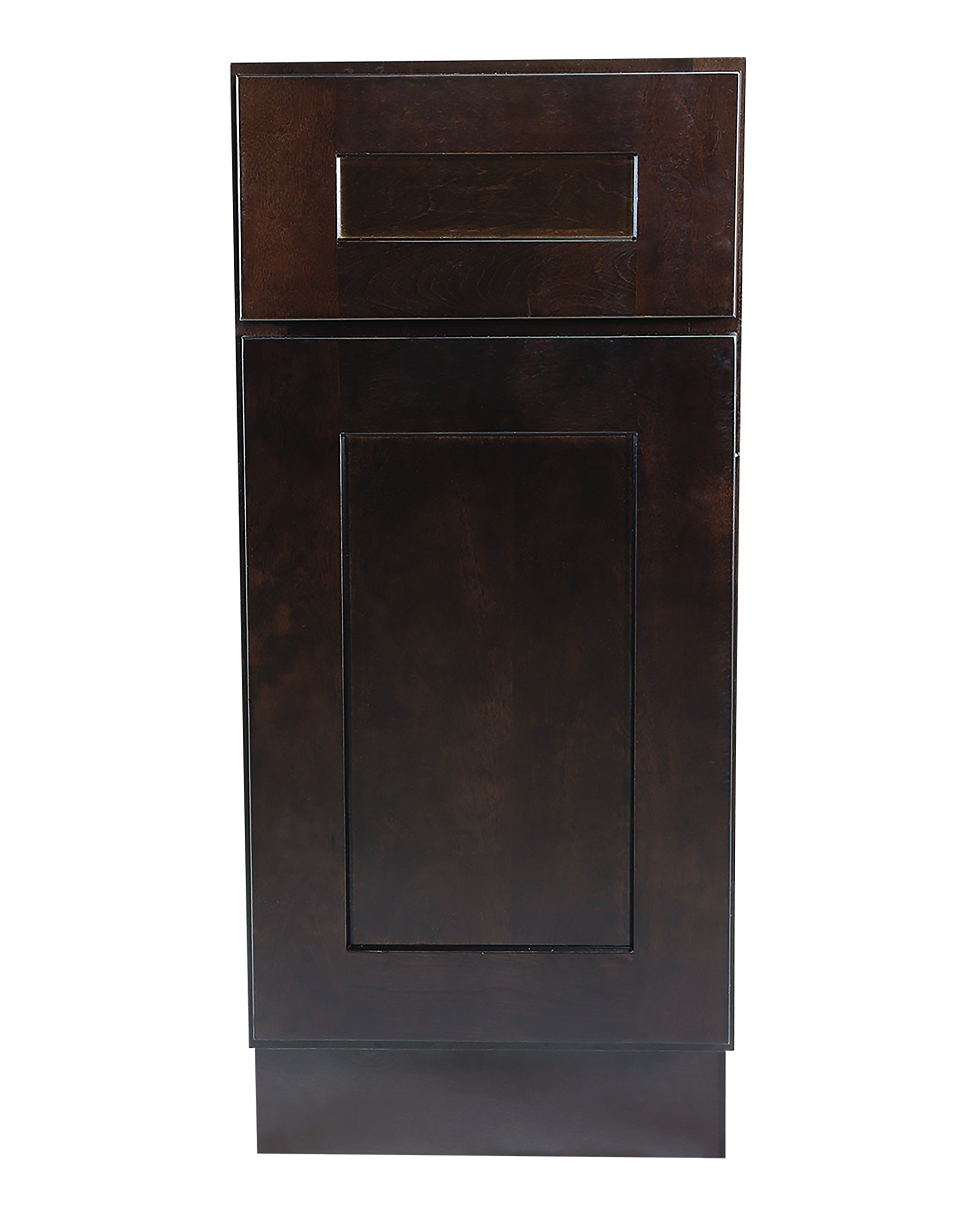 Design House 561944 Brookings 21-Inch Base Cabinet, Espresso Shaker by Design House