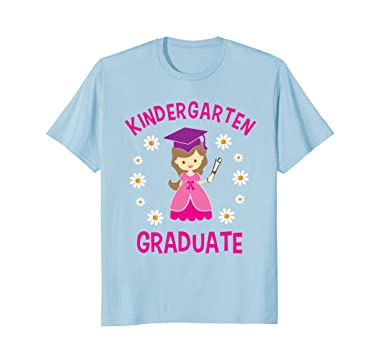 Amazoncom Graduation Gift Kindergarten Last Day Of School Shirt