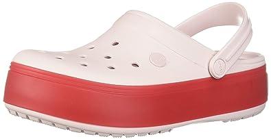 45e24fae70e Crocs Crocband Platform Clog