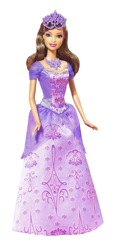 Worksheet. Barbie und die 3 Musketiere  Viveca mit Tiara und Halskette