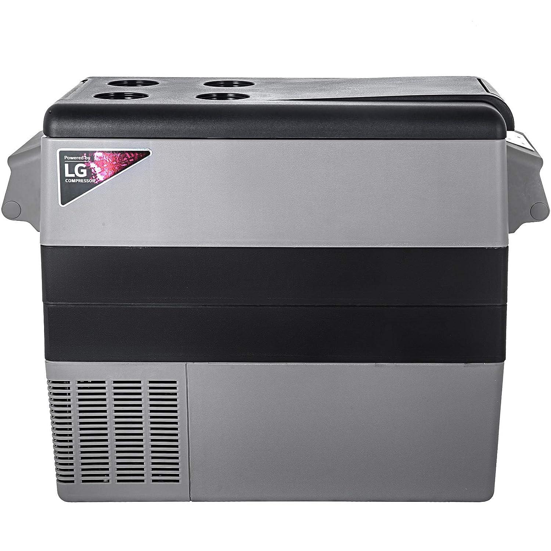 Amazon.es: BuoQua Refrigerador para Coche 55 L Mini Caja del ...