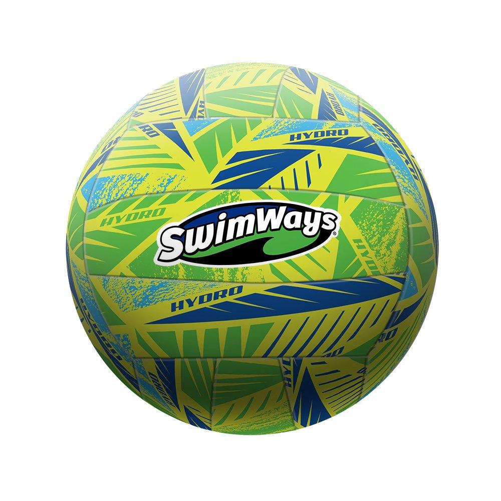 Swim Ways - 6044387 - Ballon de Beach Volley Hydro - Jeu d'eau et de Plage - Couleur Aléatoire SPIN3|#Spinmaster