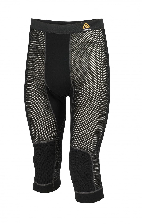 Aclima Herren woolnet 3/4 Longs Hose funktionsunterhose