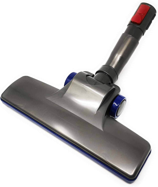 Kniwelshop - Cepillo compacto para aspiradora Dyson (con adaptador V7, V8, V10, V11): Amazon.es: Hogar