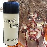 Látex líquido accesorios maquillaje disfraz carnaval Halloween