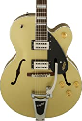 Gretsch G2420T Streamliner Hollowbody Golddust, Bigsby, Gold Dust