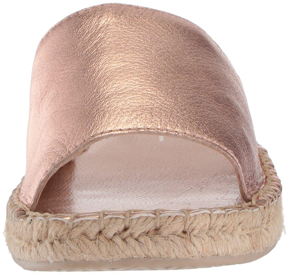 Dolce Vita Women's Bobbi Slide Sandal B077QK9W23 6 B(M) US|Rose Gold Leather