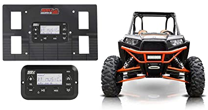 SSV RZ3-DM3 Dash Kit For MRB3 Receiver 2015-18 Polaris RZR 900s,