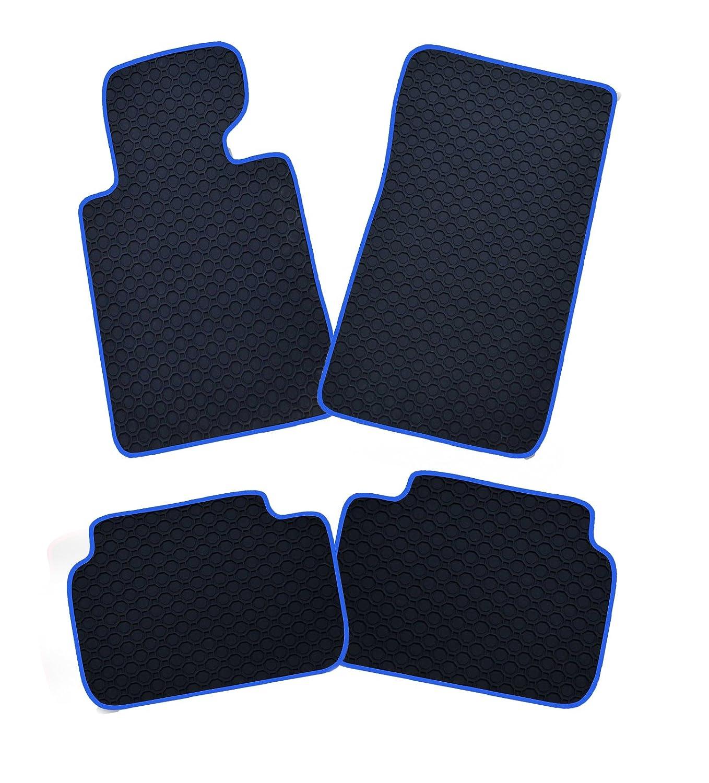 RAU   Fahrermatte ZERO schwarz für Hyundai Matrix 5trg Kombi Bj ab 09//00