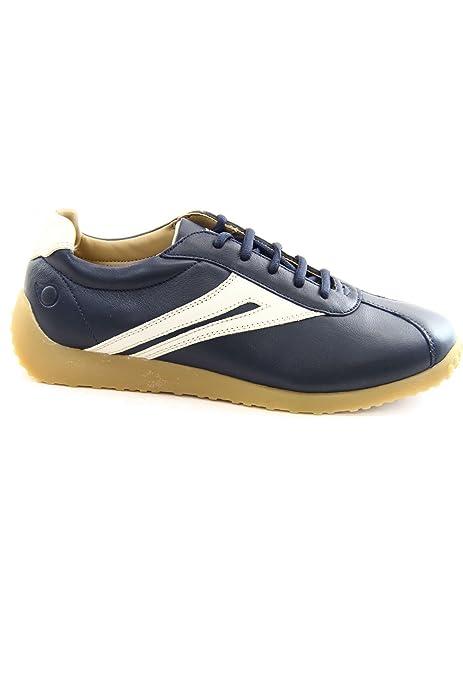 wholesale dealer a7a91 defe1 Uomo Nose leather sneakers mod. penag2136mc11