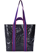 The Lovely Tote Co. PE Shopper Black