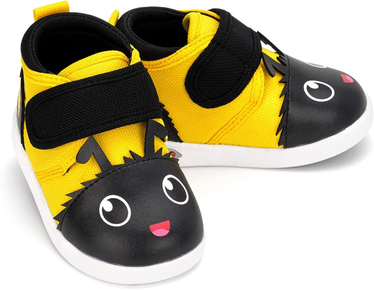 Ikiki Squeaky Shoes For Toddlers With On Off Squeaker Switch Sneakers