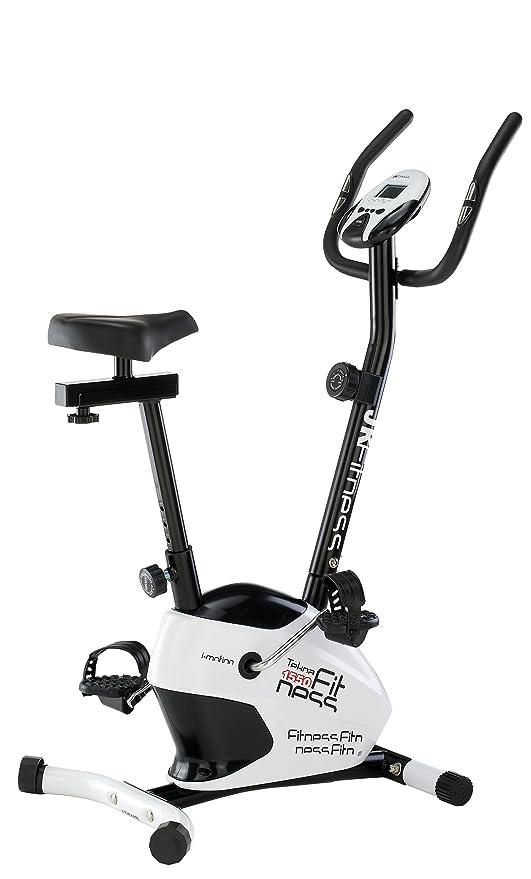 JK Fitness Tekna 1550 - Bicicleta estática magnética: Amazon.es ...