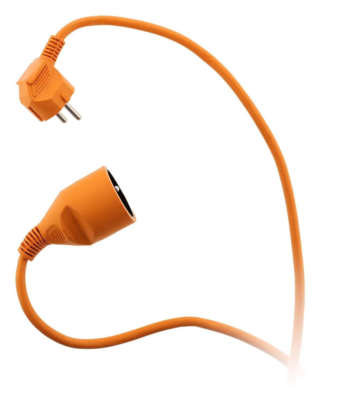 Prolongateur HO5VV-F 3G1,5mm/² 50m Orange