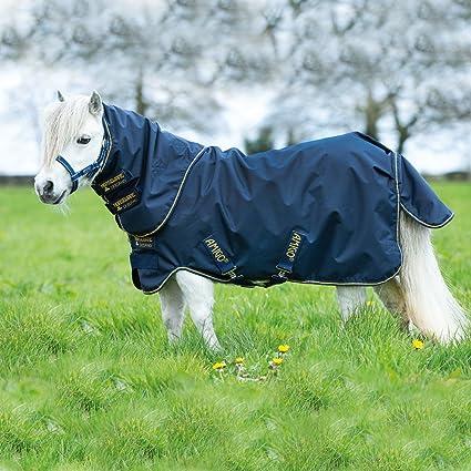 Horseware Ireland Amigo Pony Hero-6 Turnout Sheet Lite Double Front Closure