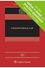 Constitutional Law [Connected Casebook] (Aspen Casebook) Hardcover