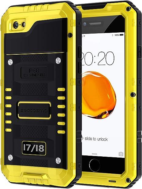 Seacosmo Cover iPhone 5S [Waterproof] Custodia Impermeabile Corpo