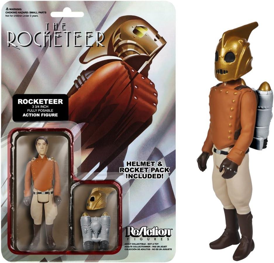 Funko ReAction Rocketeer Action Figure: Amazon.es: Juguetes y juegos