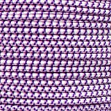 "PARACORD PLANET Elastic Bungee Nylon Shock Cord 2.5mm 1/32'', 1/16'', 3/16'', 5/16'', 1/8"", 3/8'', 5/8'', 1/4'', 1/2 inch Crafting Stretch String 10 25 50 & 100 Foot Lengths Made in USA"