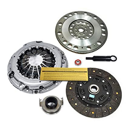 EFT CLUTCH KIT+CHROMOLY FLYWHEEL fits SUBARU FORESTER / OUTBACK 2.5L TURBO 5SPEED