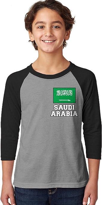 SpiritForged Apparel Saudi Arabia Flag Infant T-Shirt