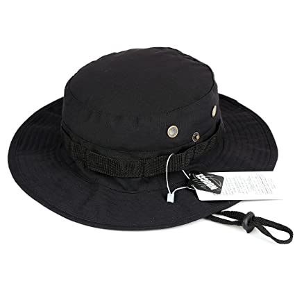 Amazon.com   NOUCCI Boonie Hat - Great sun hat for fishing 32bd458b7ed