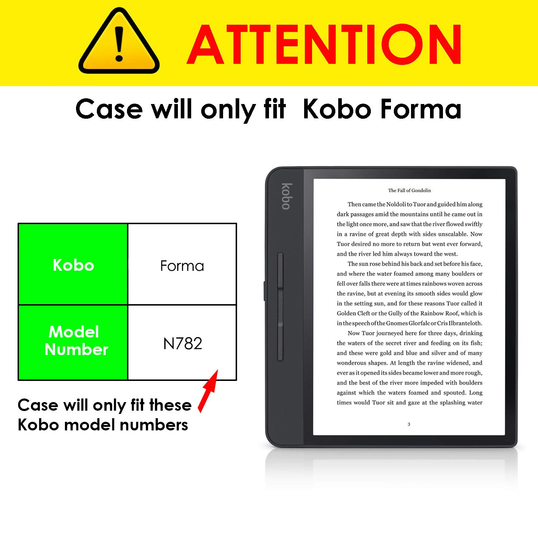 Forefront Cases Kobo Forma Funda: Amazon.es: Electrónica