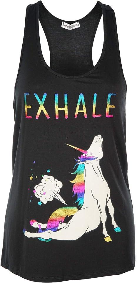Amazon.com: Shop Delfina - Camiseta de tirantes para mujer ...