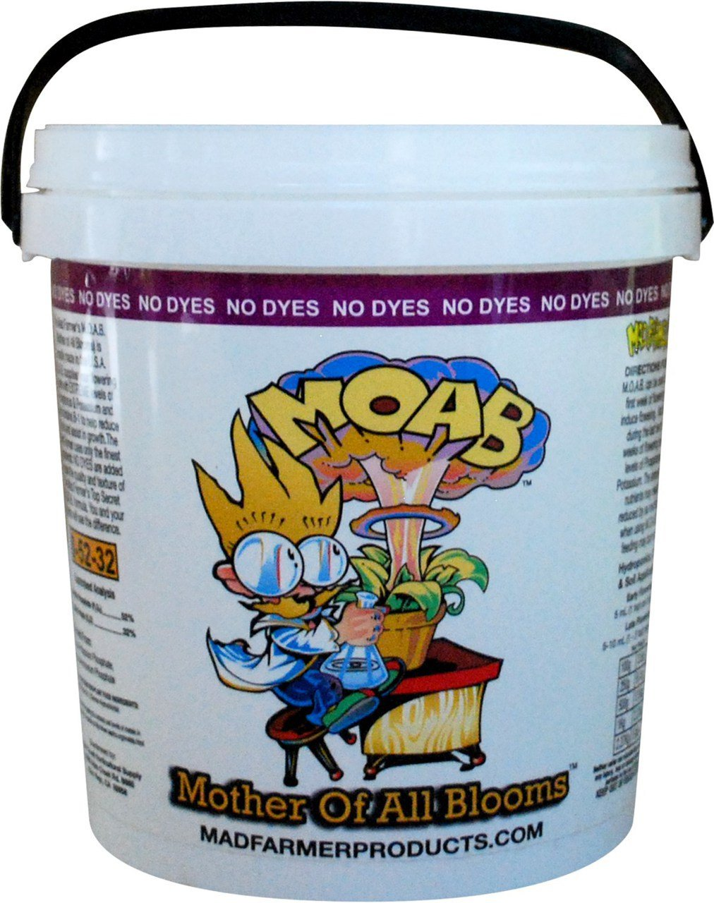 Mad Farmer 749924 M.O.A.B. Fertilizer