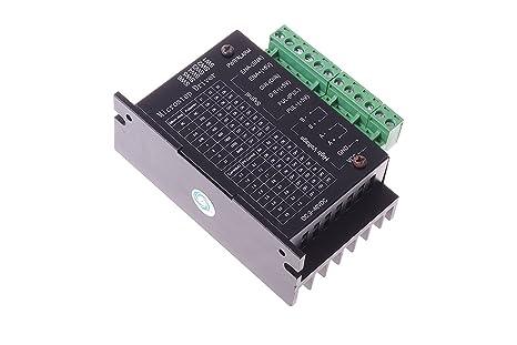 SMAKN TB6600 - Motor Paso a Paso de 32 segmentos 4 A 40 V 57 ...
