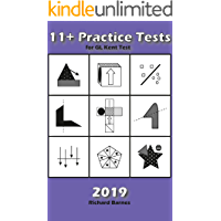 11+ Practice Tests 2019: for GL Kent Test