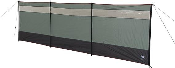 10T Mistral - Parasol y Cortavientos (500 x 140 cm), Color Verde: Amazon.es: Deportes y aire libre