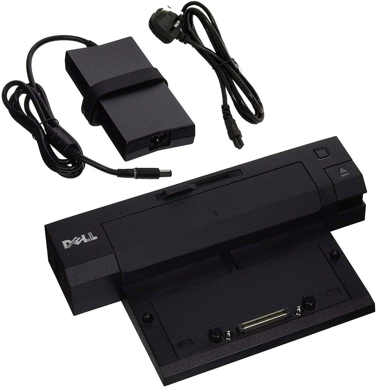 AC Latitude E6400 E6430 E6440 E6500 Dell E-Port Plus II USB 3.0 Docking Station