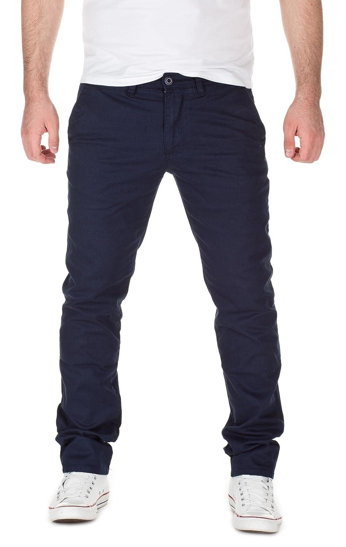 Yazubi Men's Trousers blue W32/L36