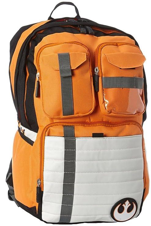 4482b1cc15f4 Sidnor Star Wars Rebels Alliance Icon Backpack School Bag