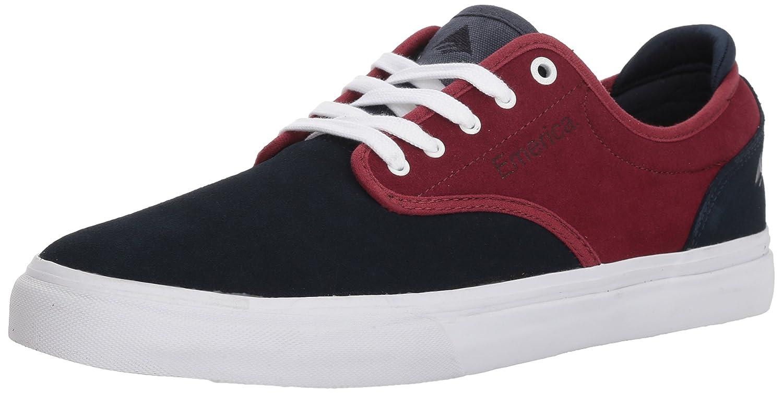 Emerica Men's Wino G6 Skate Shoe 14 D(M) US Navy/Red
