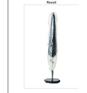 Schneider Schutzhulle Fur Sonnenschirme Silbergrau Bis Ca 400 Cm