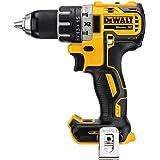 """DEWALT DCD791B 20V MAX XR Li-Ion 0.5"""" Brushless Compact Drill/Driver (Certified Refurbished)"""