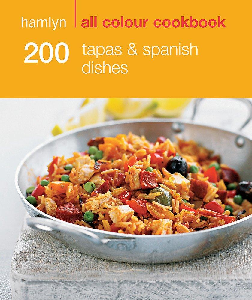 200 Tapas & Spanish Dishes: Hamlyn All Colour Cookbook Hamlyn All Colour Cookery: Amazon.es: Lewis, Emma: Libros en idiomas extranjeros