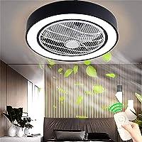 Ventilator Aan Het Plafond Met Verlichting, Ventilator Aan Het Plafond Ventilator LED-Licht, Verstelbare Windsnelheid…