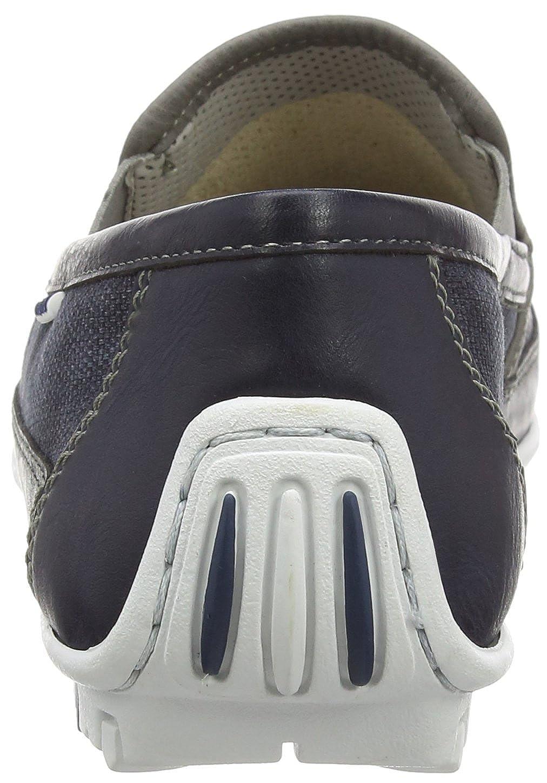 Rieker 08989 Blau Loafers & Mocassins Men Herren Slipper Blau 08989 (Atlantis/Dust/Denim / 15) 912831