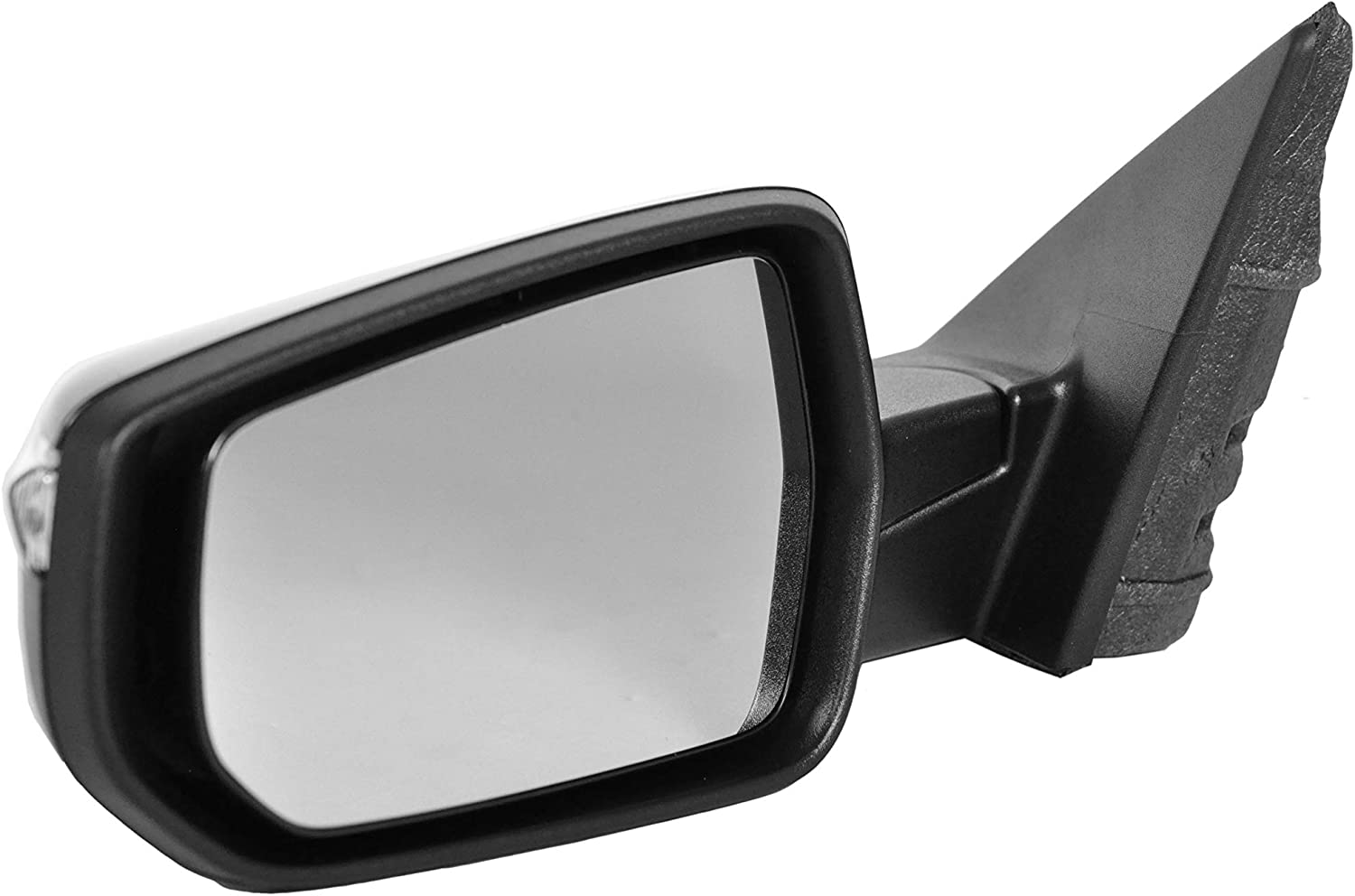 Driver Side Power Operated /& Heated Mirror With Signal With Matching Paint Fits 16-18 Malibu LT Manual Folding Parts Link #: GM1320539 LT Hybrid Model