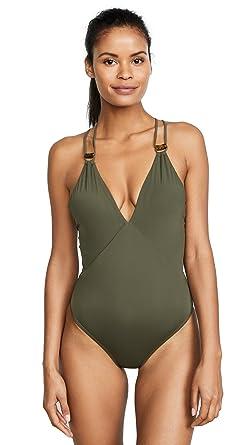 1f201b901f49c ViX Swimwear Women's Military Moon One Piece at Amazon Women's ...