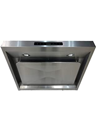 Under Cabinet Stainless Steels Range Hood 3 Speeds 800 CFM, Size 30