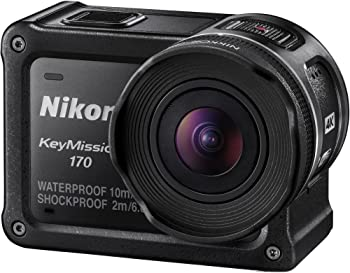 Refurb Nikon KeyMission 170 4K Ultra HD Action Camera