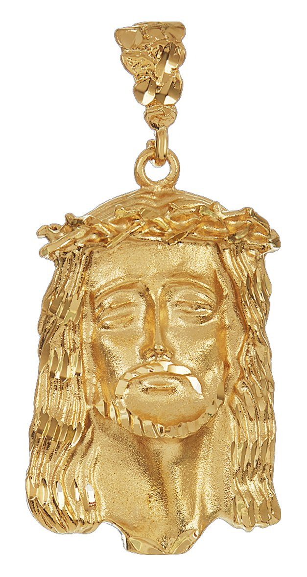 Real baby jesus piece gold pendant bling jewelry christ set holy real baby jesus piece gold pendant bling jewelry christ set holy spirit family mozeypictures Images