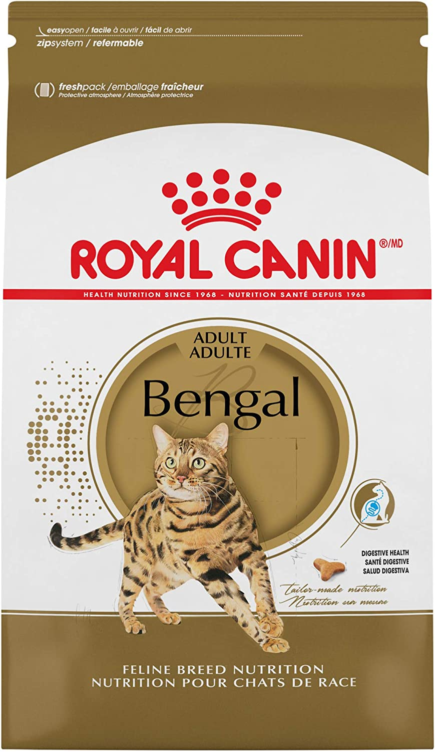 Royal Canin Bengal Breed Adult Dry Cat Food